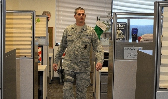 Air Force to allow more guns on bases to counter active shooters