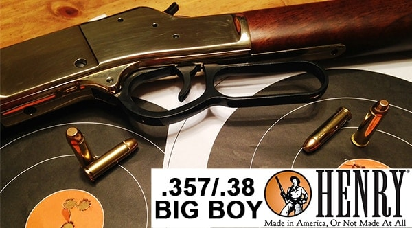 Gun Review Henry Repeating Arms Big Boy Carbine 35738