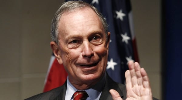 Bloomberg group in for nearly $3 million for Nevada ballot campaign