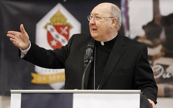 Catholic bishop of Houston rails against open carry