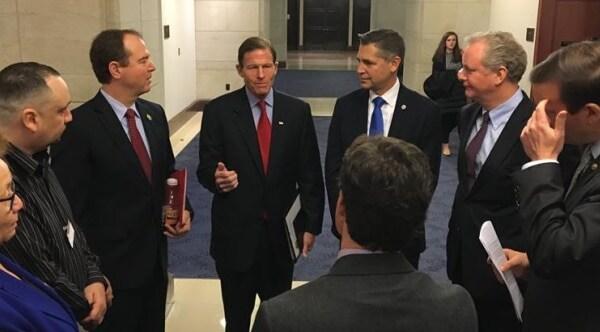 Dems, anti-gun groups unite to repeal gun industry lawsuit protections (VIDEO)