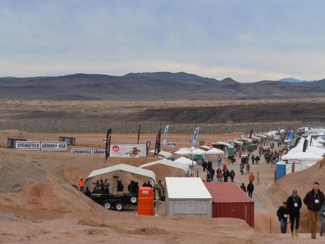 Field and Stream writer laments SHOT Show militarization