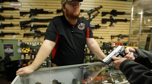 Gun rationing proposed in California to limit purchases to 1 per month
