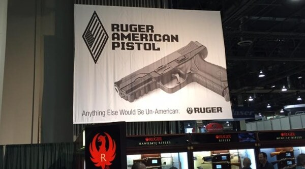 Larry Vickers doesn't get recognized at Ruger booth, hits back on social media