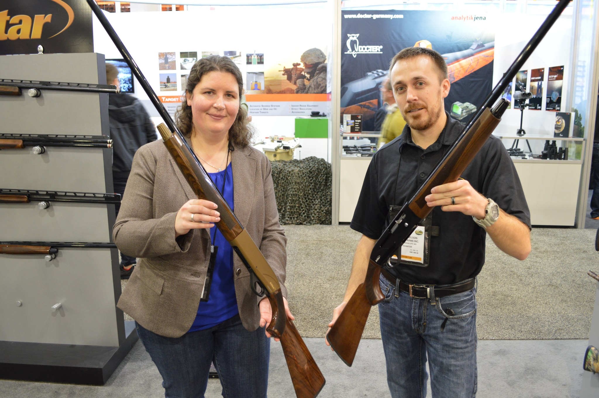 TriStar's 28-gauge New Viper G2 28-gauge shotguns available in Bronze or Wood models, targeting for the sporting and upland hunting markets.