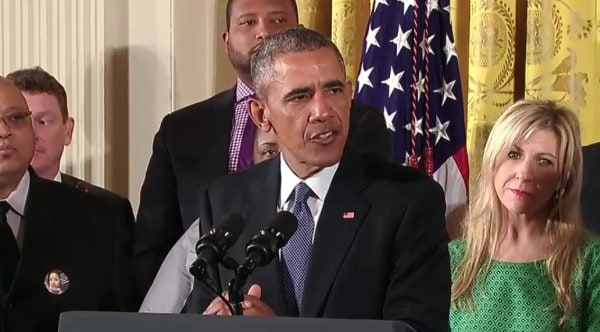 Reactions to Obama executive orders on guns