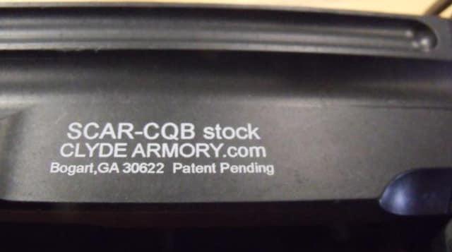 SCAR-stock