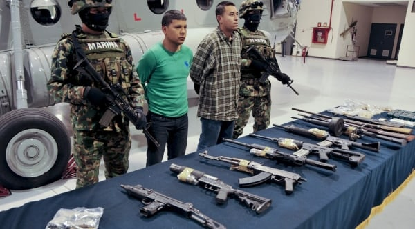 New report shows 74,000 guns seized in Mexico came from U.S.