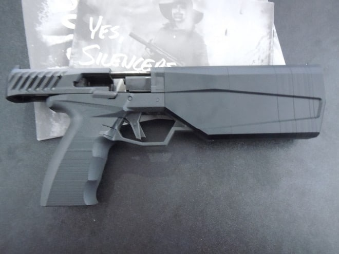 SilencerCo will make their own pistols for Maxim series from scratch (1)