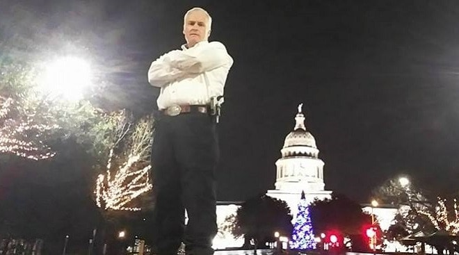 Texas open carry a week later gunfights in the street or all quiet on the Dallas Front