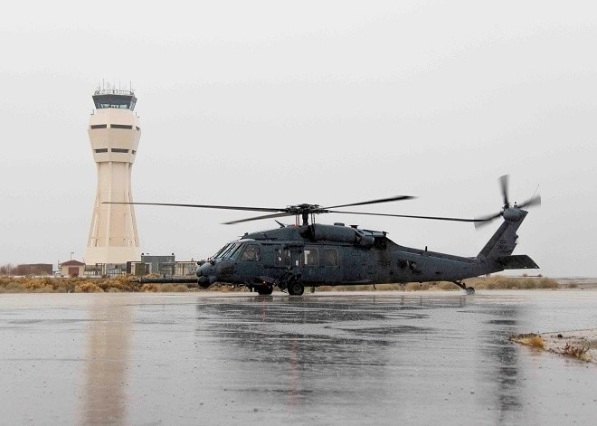 USAF rescue choppers could get beefier .50 cals