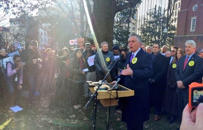 Virginia Governor reverses course on CCW reciprocity