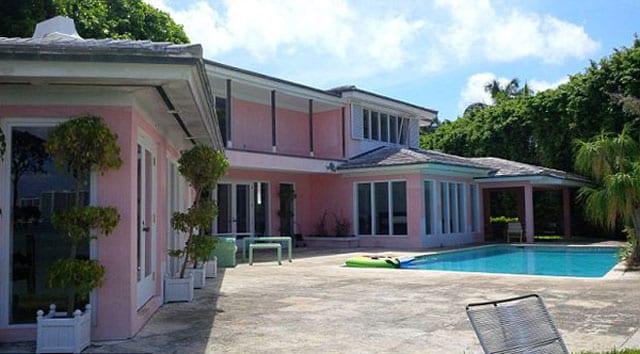 Pablo Escobar mansion