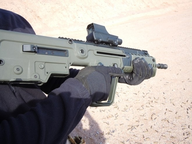IWI introduces civilian variant of X95 rifle (VIDEO)