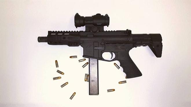 Precision Firearm