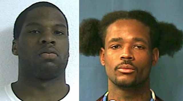 Tulsa break in suspect photos