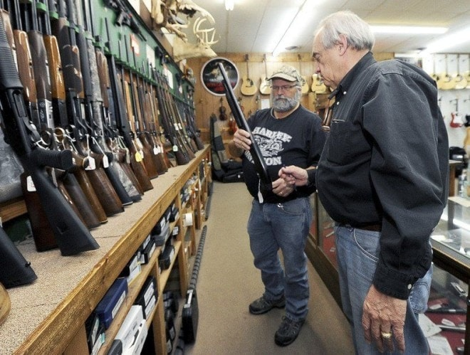 California lawmaker seeks to video all gun sales, add restrictions to shops