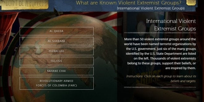 FBI launches effort to curtail violent extermeism in teens (VIDEO) 2
