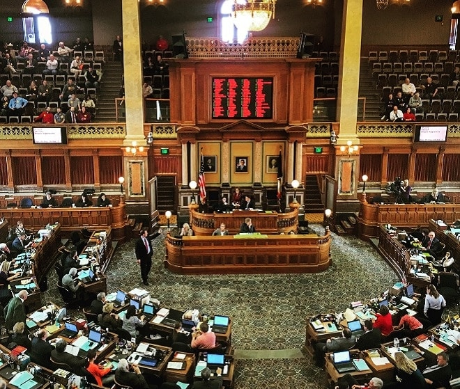 Iowa House votes to legalize suppressors