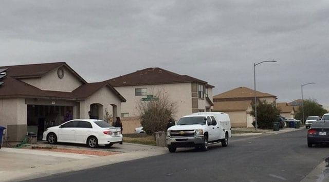 domestic dispute