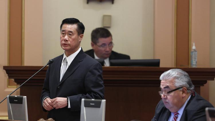 Leland Yee gets 5 years at club fed prison