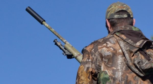 Michigan becomes 38th state to allow hunting with suppressors