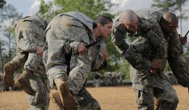 Miltary leaders to Congress Sign up women for the draft