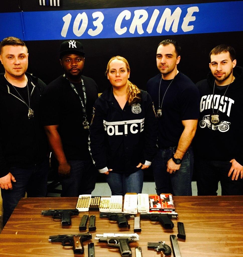 Queens Anti Crime Team