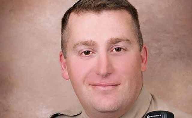 esa County Sheriff's Deputy Derek Geer