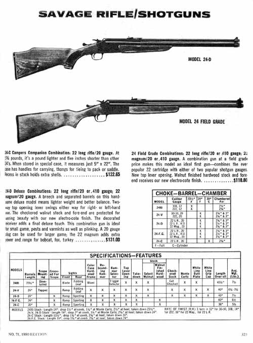3 exceptional rabbit guns