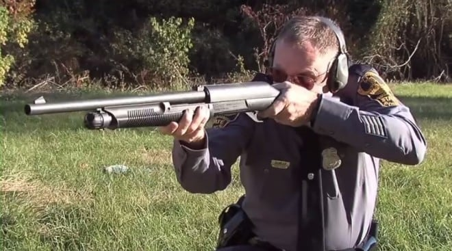 Benelli offering agencies chance to trade up to a new Nova Tactical shotgun