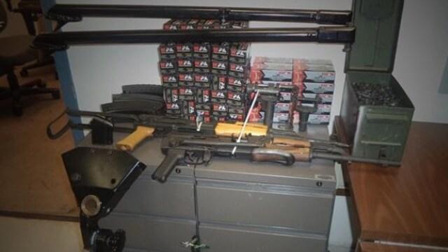 CBP seizes guns ammo heading into Mexico