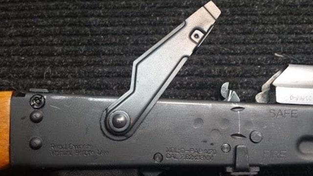 Century-AK-defect
