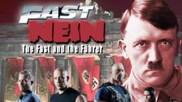 Crowd funding launched to send the Fast & Furious gang back to take in Hitler