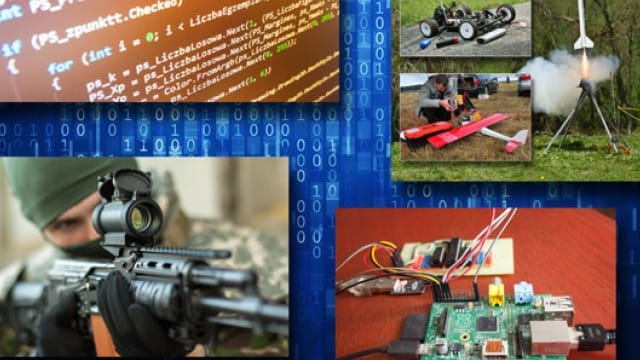 Ever had that one idea for a super weapon built for $99 but never went through with it? DARPA wants you to give them a call. (Photo: DARPA)