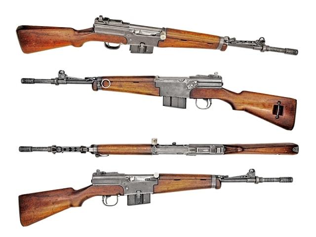French MAS 49-56 (Photo: C&Rsenal)