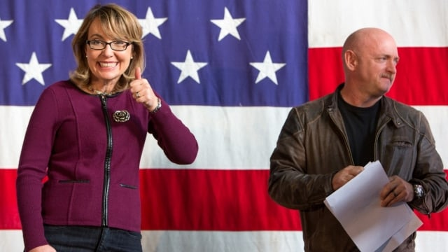 Gabby Giffords starts new gun control groups in Delaware, Virginia