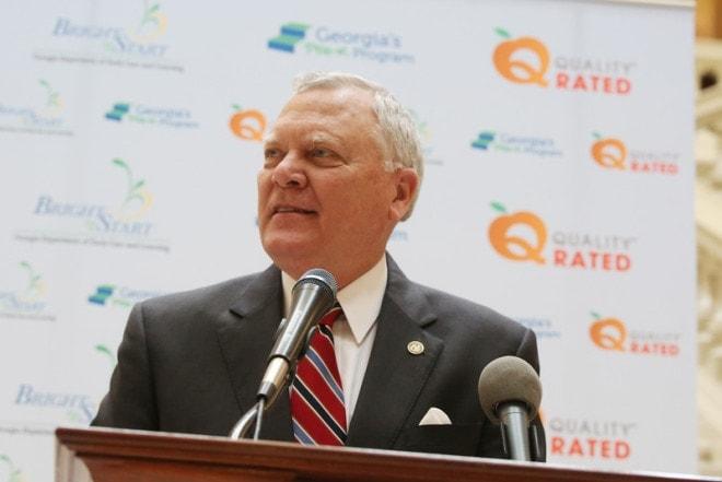 Georgia poised to adopt campus carry measure