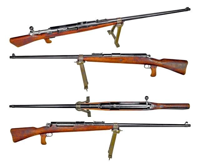 Mr. T-Gewehr, aka the Mauser M1918. (Photo: C&Rsenal)