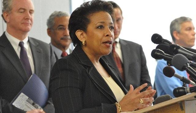 U.S. Attorney General Loretta Lynch. (Source: DOJ Facebook)