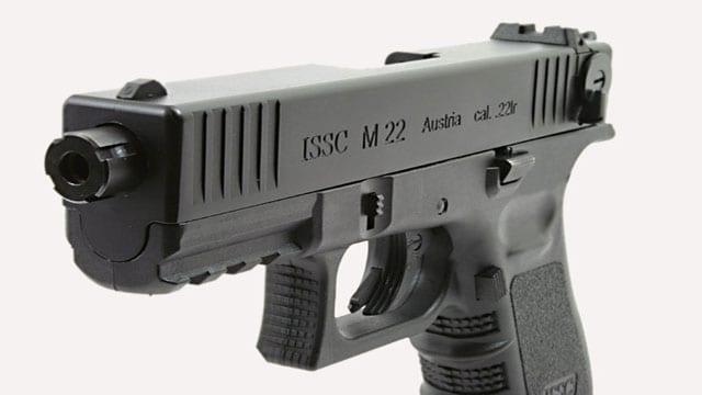 M22-Glock-type ISSC