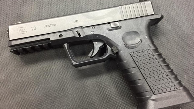 Polymer 80 shows off their new DIY pistol frame