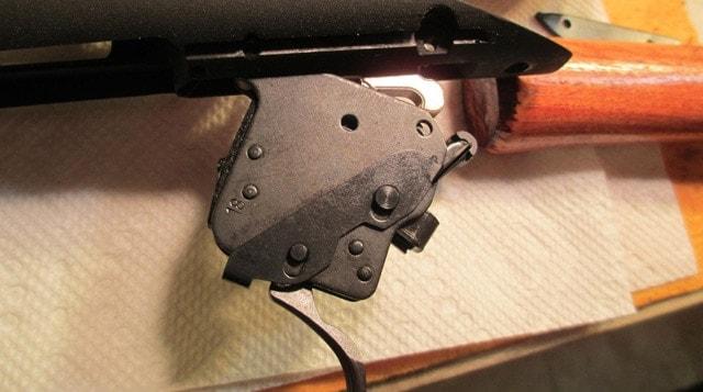Remington-trigger