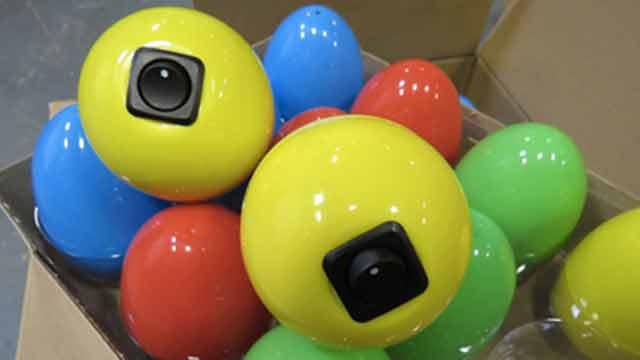 beeping eggs