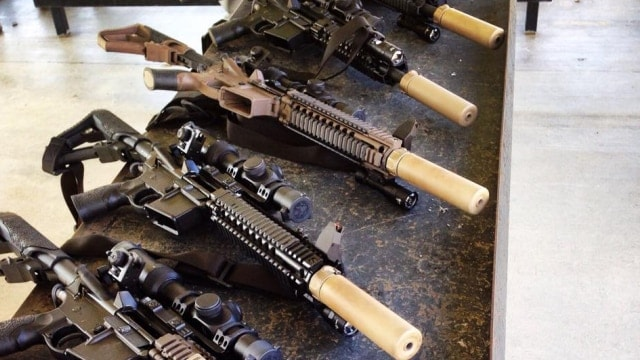 Bill introduced to overturn White House ban on suppressor exports.