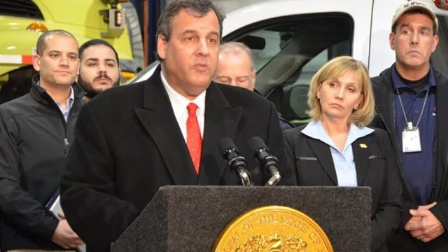 Gov. Chris Christie in conjunction with Acting New Jersey Attorney General Robert Lougy announced some modest changes on how the state's gun laws are interpreted last week. (Photo: nj.gov)