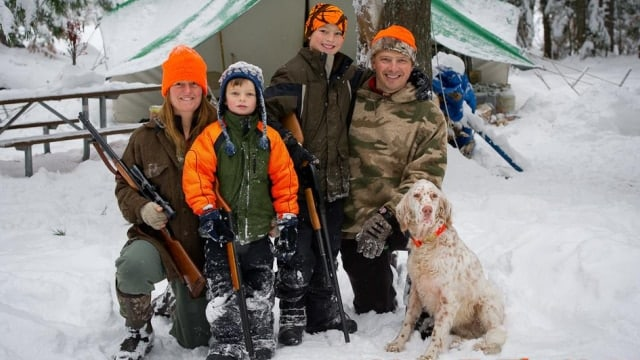 Michigan put 650,000 hunters in the woods this season and they all made it out alive