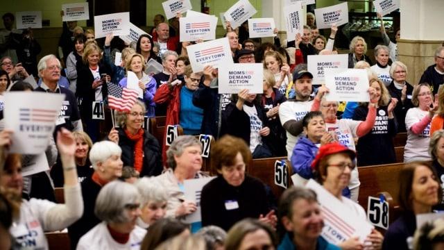 Minnesota lawmakers, advocates rally over lifeless gun control bills
