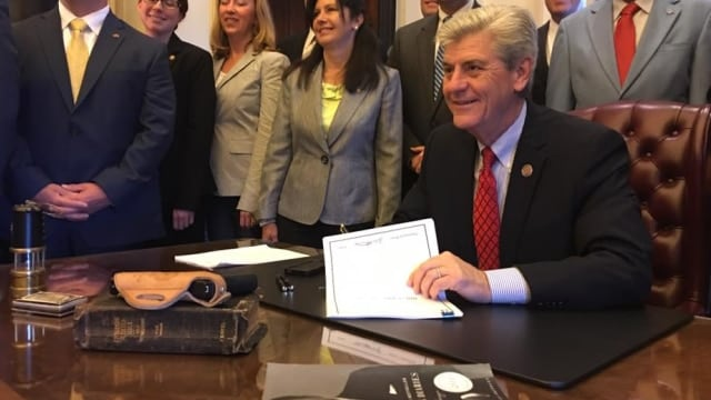 Mississippi now the 10th constitutional carry state
