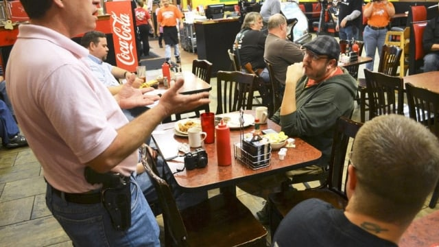 Oklahoma moves closer to adopting permitless open carry law